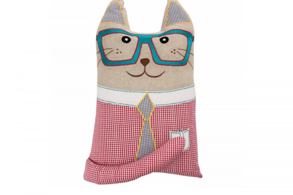 Chester The Cat Cushion in For CCI – $25.46