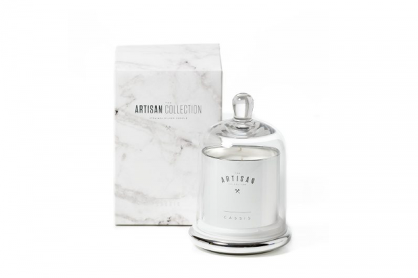 Home Republic Artisan Cloche Candle Grapefruit and Cassis – $49.95