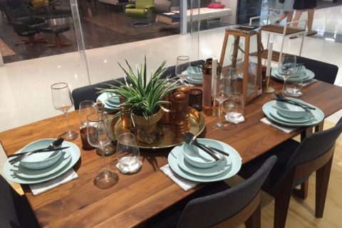 Featuring items by King Living, Freedom, Top3 by Design, Robin's Kitchen and BoConcept.   See below for a full list of items.