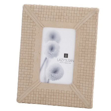 CONTENTS ID leather photo frame