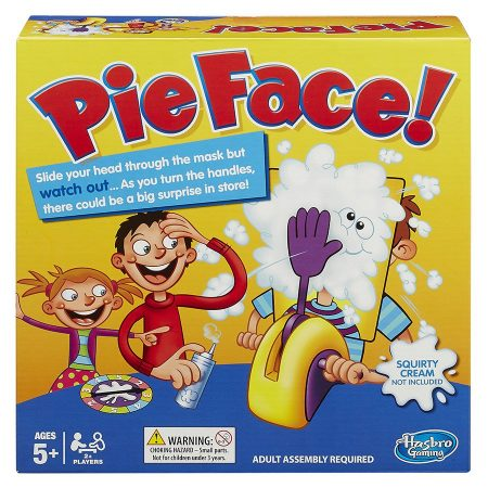 Pie Face Showdown Board Game
